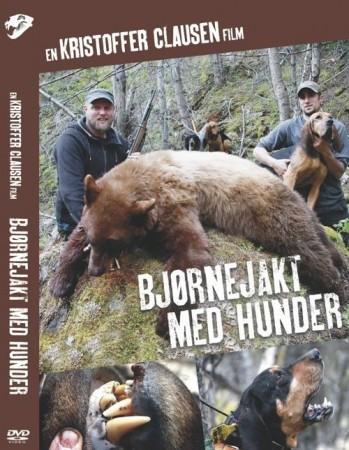 Bj�rnejakt med hunder, En Kristoffer Clausen DVD.
