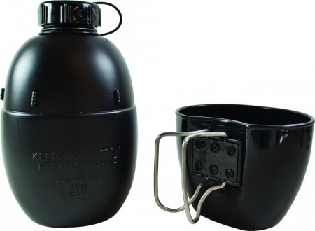 BCB drikkeflaske og kopp med h�ndtak, Natogodkjent