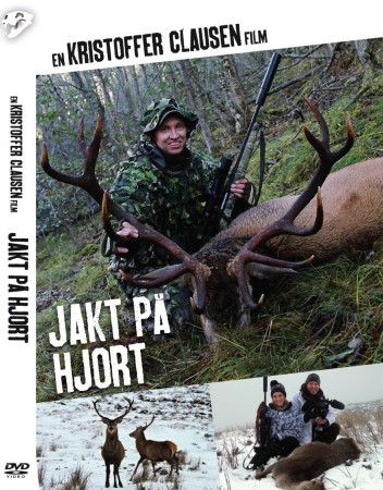 Jakt p� Hjort, En Kristoffer Clausen DVD.