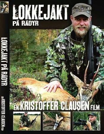 Lokkejakt p� r�dyr, En Kristoffer Clausen DVD.