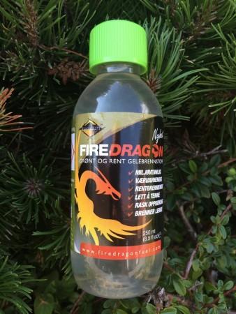 BCB Fire Dragon Gel, aldri mer problem med � fyre b�l.