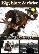 Elg, hjort og r�dyr, En Kristoffer Clausen DVD.