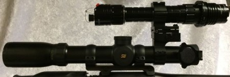 Jaktfall LaserDesignator 100mw