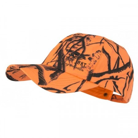 JahtiJakt Sarre Orange Camo Caps