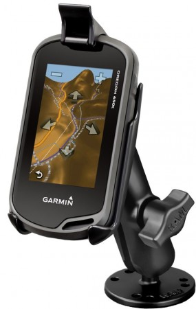 Scooter/ Bilbrakett for Garmin Oregon Serien