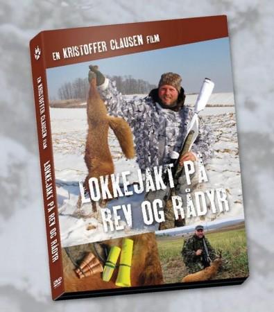 Lokkejakt p� rev og r�dyr, En Kristoffer Clausen DVD.
