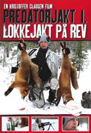 Predatorjakt 1. Lokkejakt p� rev, En Kristoffer Clausen DVD.
