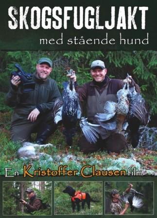 Skogsfugljakt med st�ende hund, En Kristoffer Clausen DVD.