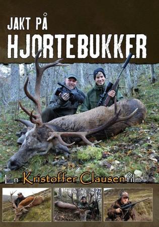 Jakt p� hjortebukker, En Kristoffer Clausen DVD.