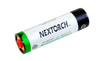 Nextorch oppladbart batteri til din Mytorch RC lykt!