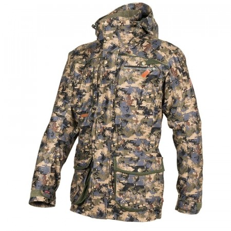 JahtiJakt Kaira Hunting Jacket, Digital Camo