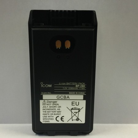ICOM BP-280 Li-Ion Batteri 2280mAh