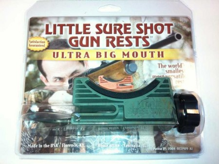 Little Sure Shot Gun Rests, Camo