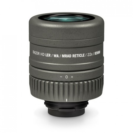 Razor HD Reticle Eyepiece MRAD 22x (85mm scopes only)