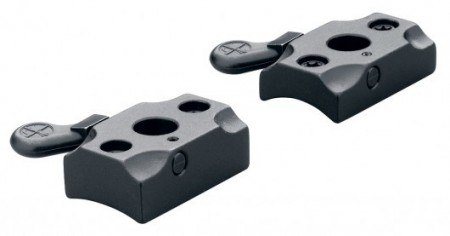 Leupold QR Browning BAR 2pk Matte Base