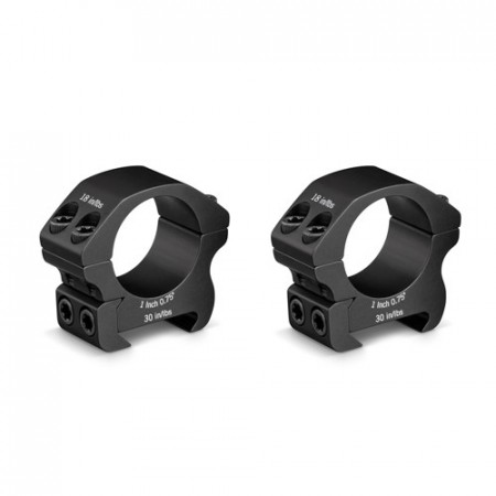 Vortex Pro Series 1-Inch Rings