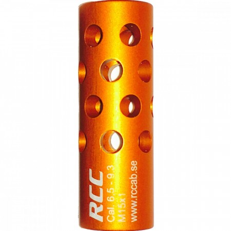 RCC Rekylbrems Aluminium Orange