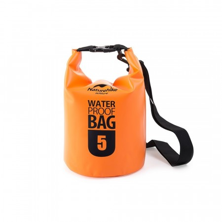 Naturehike Pakksekk 5L Orange
