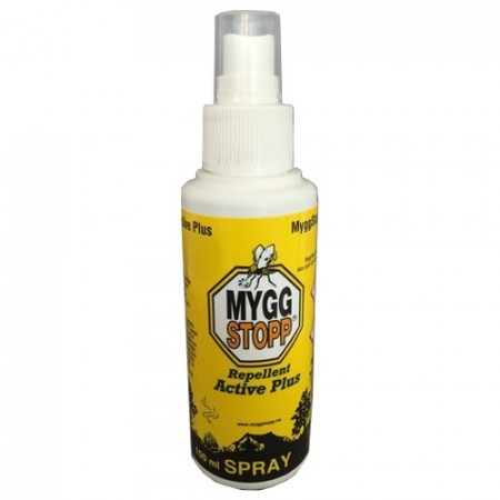 MyggStopp Spray Active Plus 100 ml