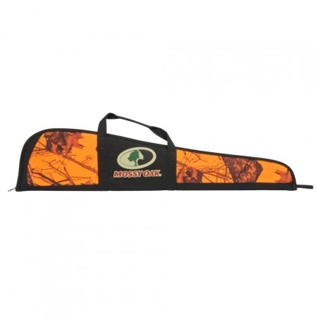 Mossy Oak Rifle/ haglefutteral Orange Camo
