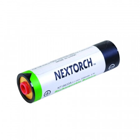 Nextorch 18650A Batteri, 2200 mAh