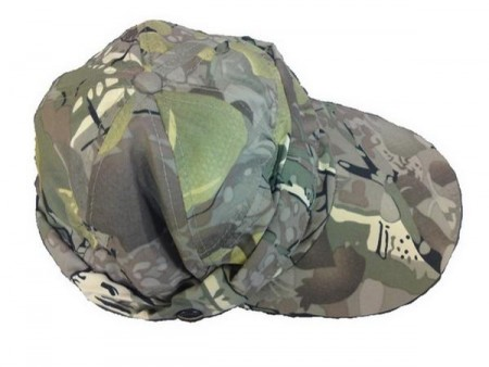 X3M1 Autumn Brown Camo Cap, Large