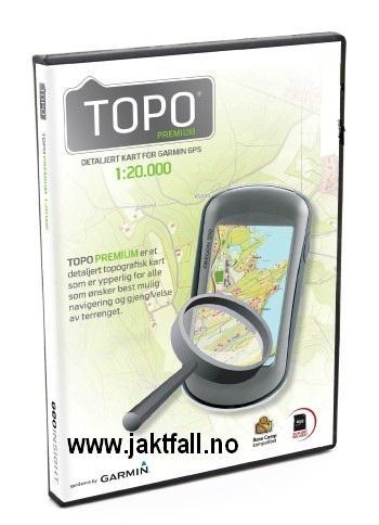 Garmin Topo Premium Sd 8 Osterdalen Jaktfall No Din Jaktbutikk