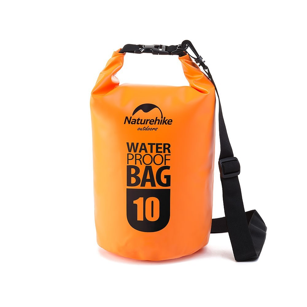 Naturehike Pakksekk 10L Orange