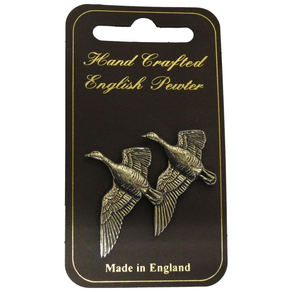 Pins av Tinn - Engelsk Håndverk, Ender som flyr