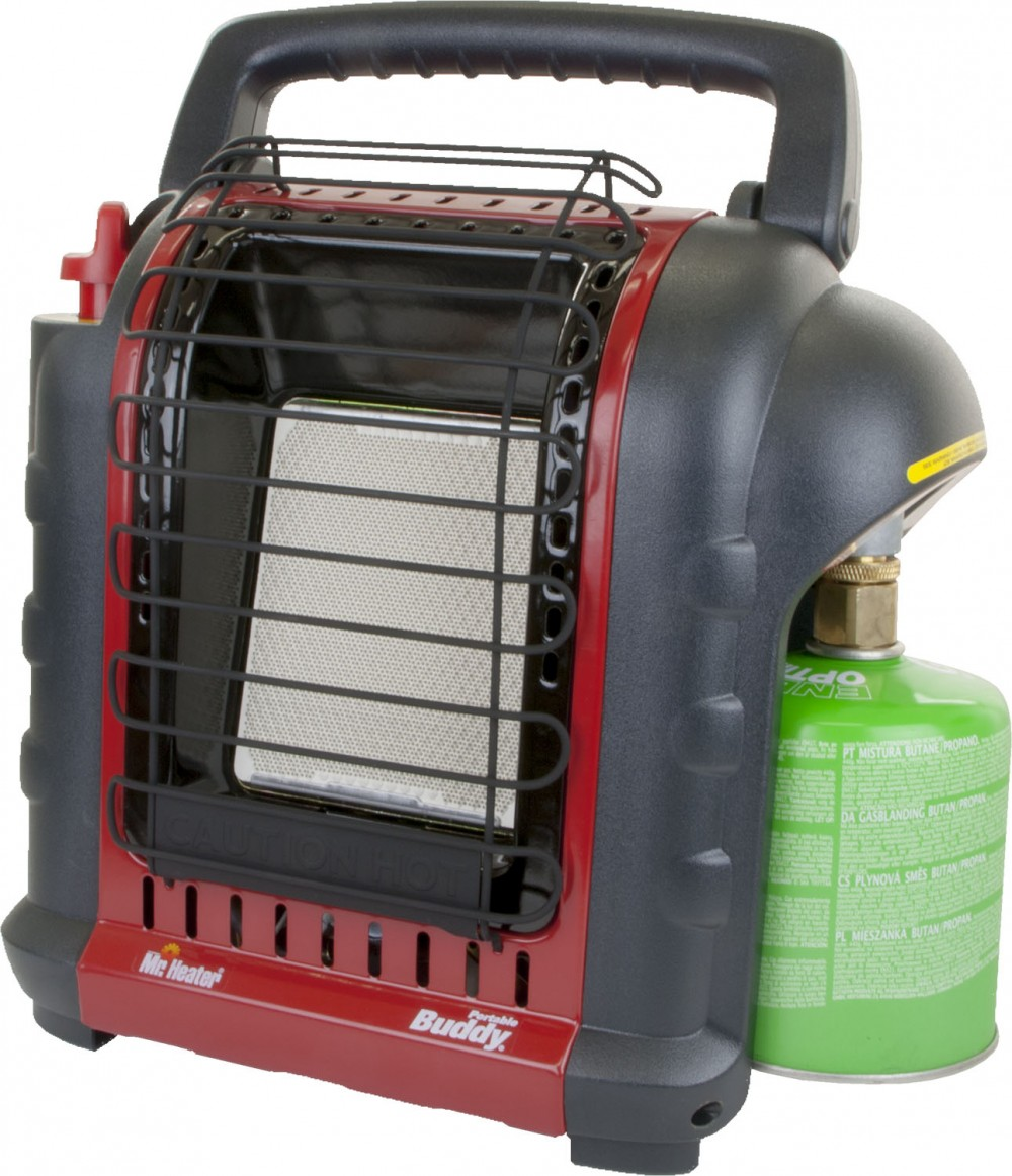 Mr.Heater, Portabel varmeovn, gass